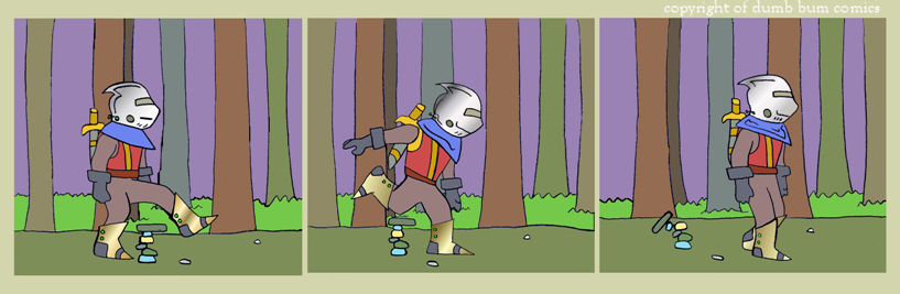 knightwalk comic 66