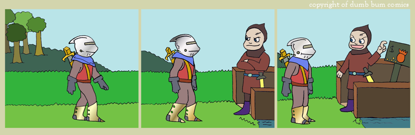 knightwalk comic 67