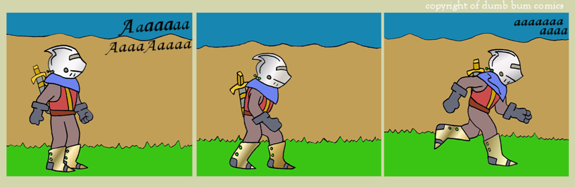 knightwalk comic 7