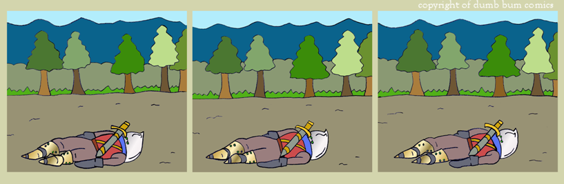 knightwalk comic 73