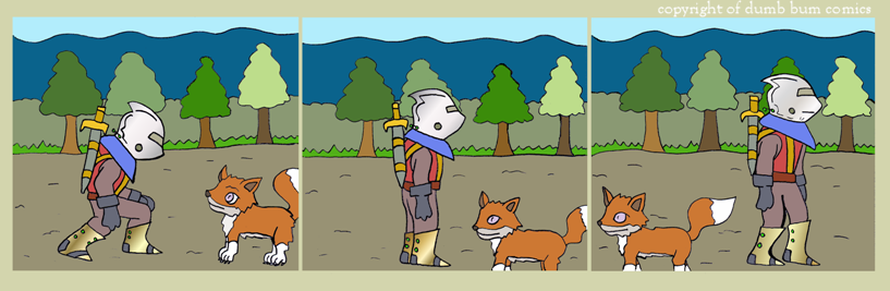 knightwalk comic 79