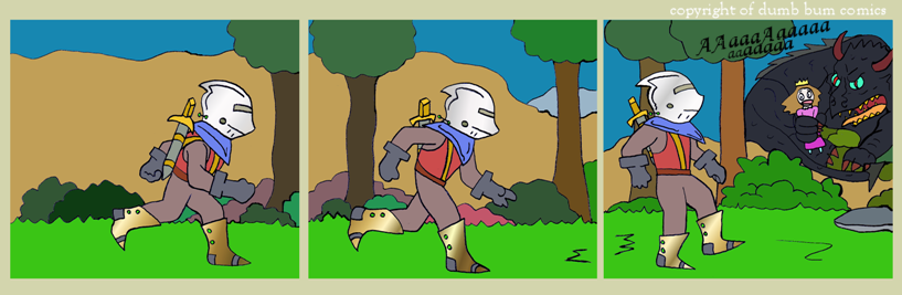 knightwalk comic 8