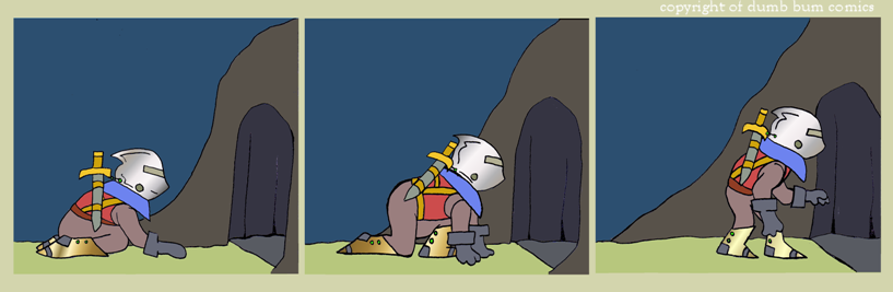 knightwalk comic 84