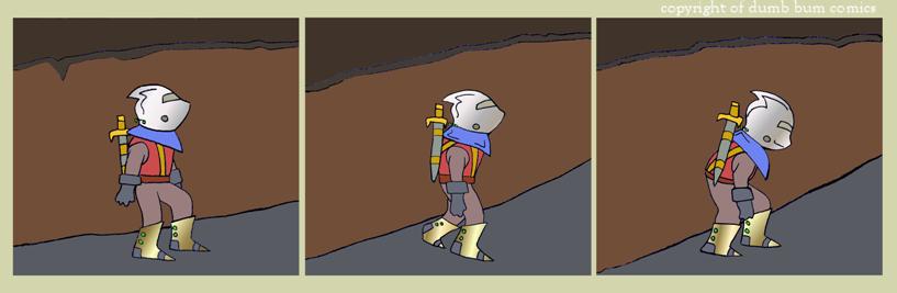 knightwalk comic 89