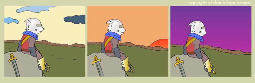 knightwalk comic 92